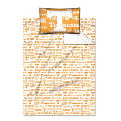 Collegiate Anthem Tennessee Sheet Set