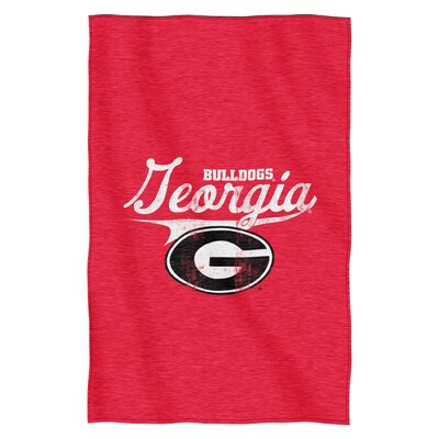 Collegiate Georgia Blanket