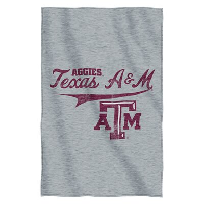 Collegiate Texas A&M Blanket