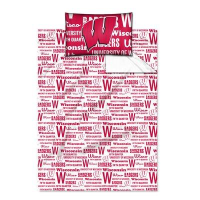 Collegiate Anthem Wisconsin Sheet Set