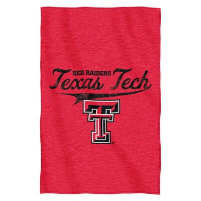Collegiate Texas Tech Blanket