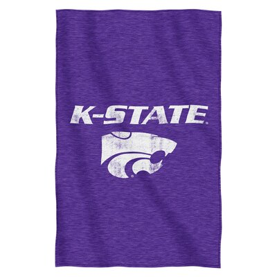 Collegiate Kansas State Throw Blanket