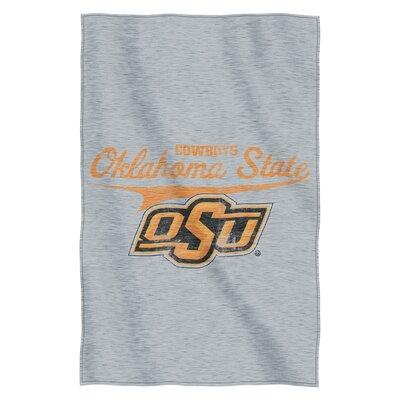 Collegiate Oklahoma State Throw Blanket