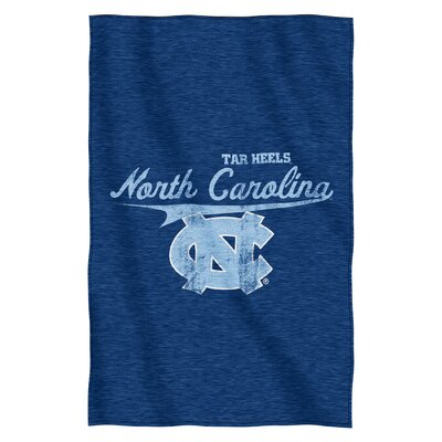 Collegiate UNC Throw Blanket