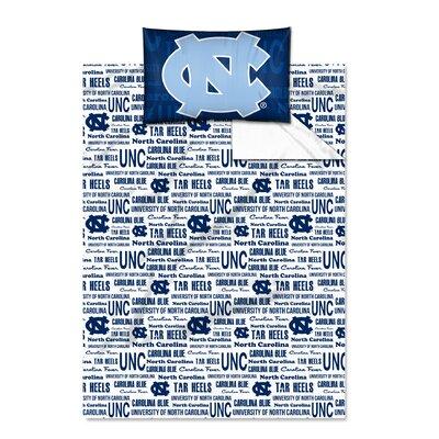 Collegiate Anthem UNC Sheet Set