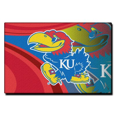 Collegiate Kansas Cosmic Mat