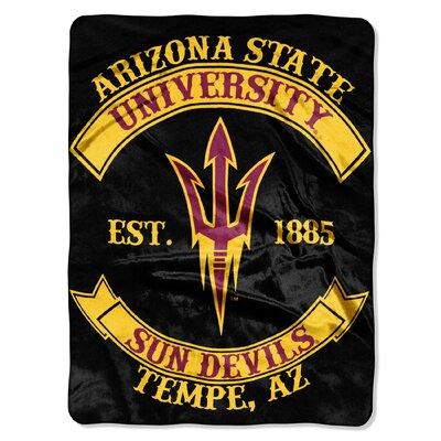 Collegiate Arizona State Rebel Raschel Throw