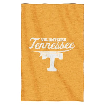 Collegiate Tennessee Throw Blanket