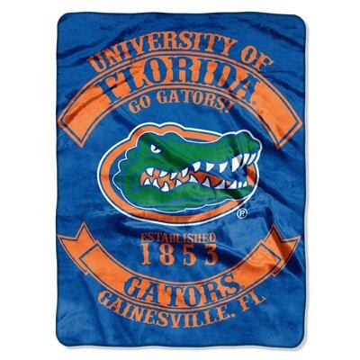 Collegiate Florida Rebel Raschel Throw