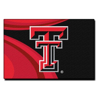 Collegiate Texas Tech Cosmic Mat