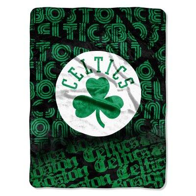 NBA Celtics Redux Raschel Throw