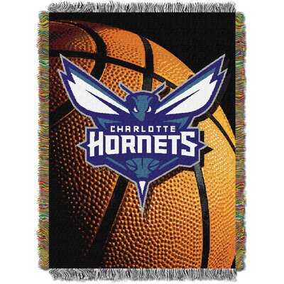 NBA Hornets Photo Real Tapestry Throw