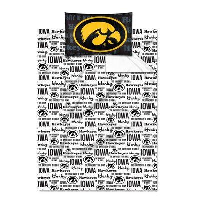Collegiate Anthem Iowa Sheet Set