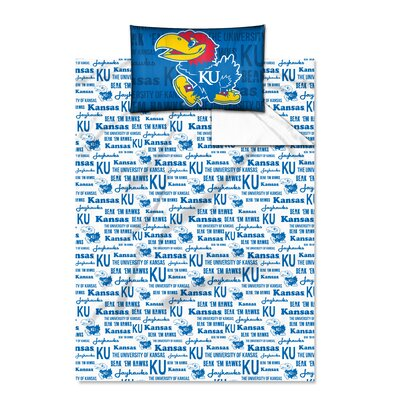 Collegiate Anthem Kansas Sheet Set