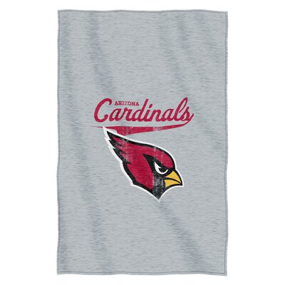 NFL Cardinals Throw Blanket