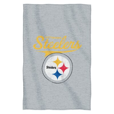 NFL Steelers Throw Blanket