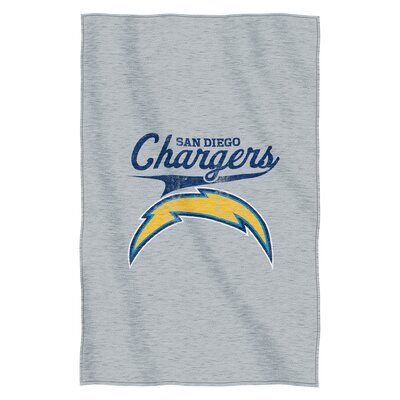 NFL Chargers Throw Blanket