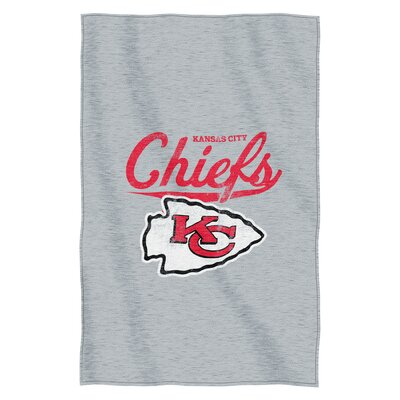 NFL Chiefs Throw Blanket
