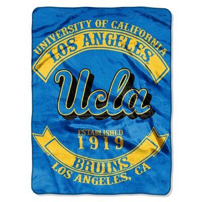 Collegiate UCLA Rebel Raschel Throw