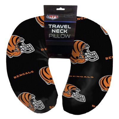 NFL Beaded Neck Pillow NFL Team: Cincinnati Bengals