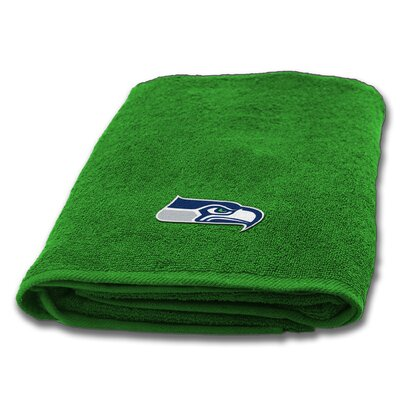 NFL Applique Bath Towel NFL Team: Seahawks