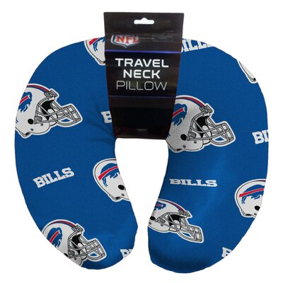 NFL Beaded Neck Pillow NFL Team: Buffalo Bills