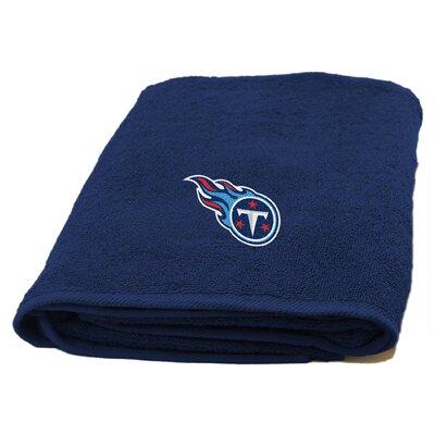 NFL Titans Applique Beach Towel