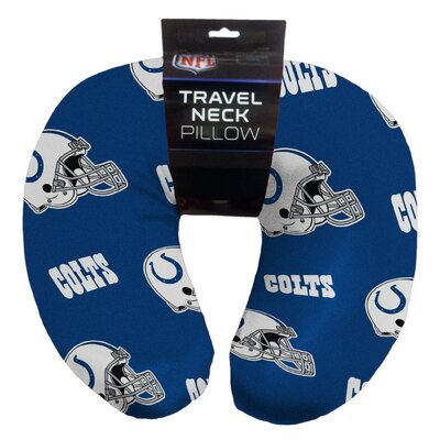 NFL Beaded Neck Pillow NFL Team: Indianapolis Colts