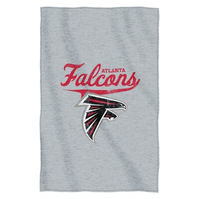 NFL Falcons Throw Blanket