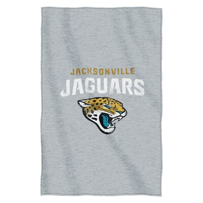 NFL Jaguars Throw Blanket
