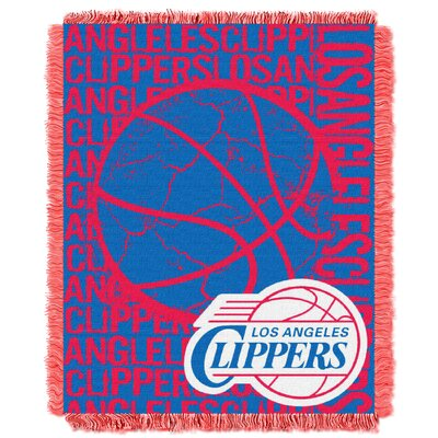 NBA Clippers Double Play Throw