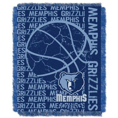 NBA Grizzlies Double Play Throw