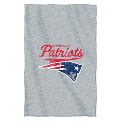 NFL Patriots Throw Blanket