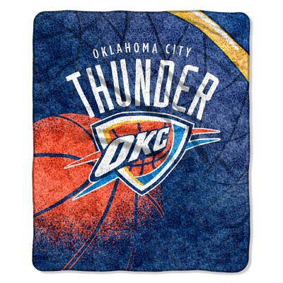 NBA Thunder Sherpa Reflect Throw