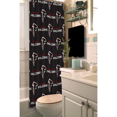 NFL Shower Curtain NFL Team: Falcons