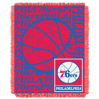 NBA 76ers Double Play Throw