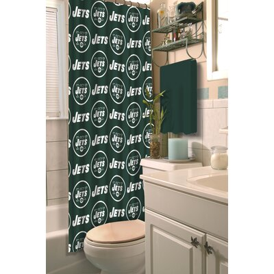 NFL Shower Curtain NFL Team: Jets