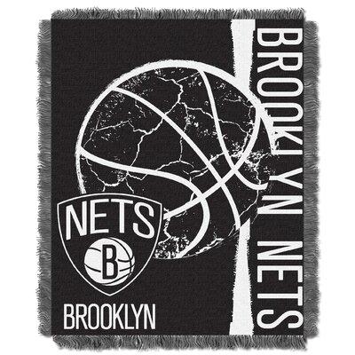 NBA Brooklyn Nets Double Play Throw
