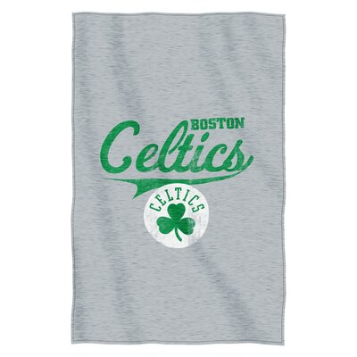 NBA Celtics Throw Blanket
