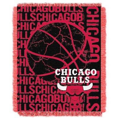 NBA Bulls Double Play Throw