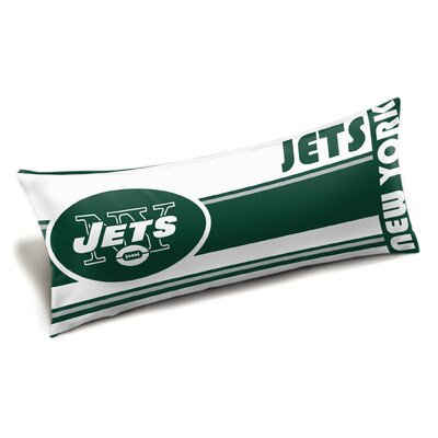 NFL Seal Bed Rest Pillow NFL Team: Jets