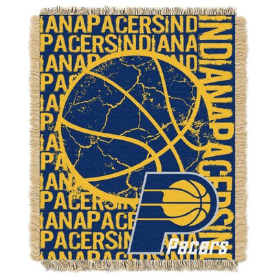 NBA Pacers Double Play Throw