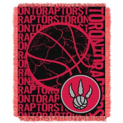 NBA Raptors Double Play Throw