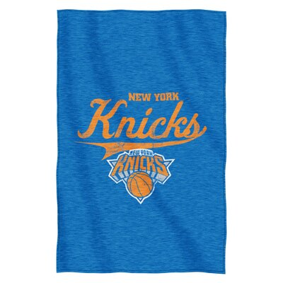 NBA Knicks Throw Blanket