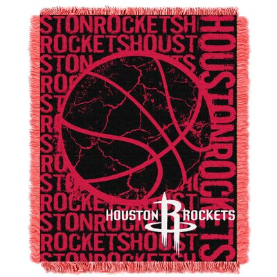 NBA Rockets Double Play Throw