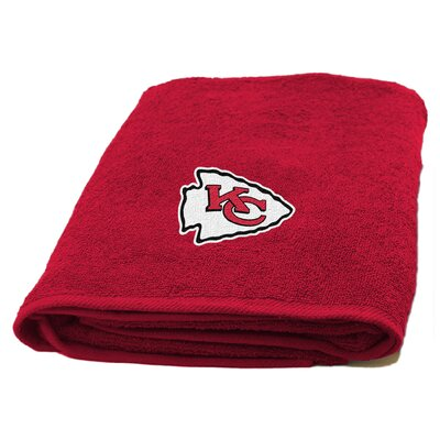 NFL Applique Bath Towel NFL Team: Chiefs