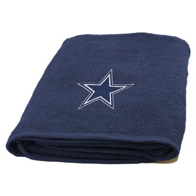 NFL Applique Bath Towel NFL Team: Cowboys