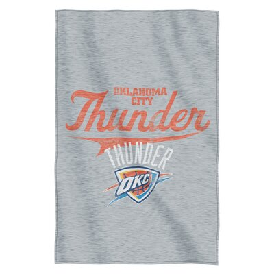 NBA Thunder Throw Blanket