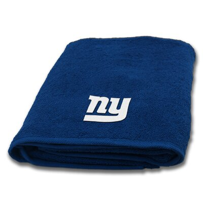 NFL Applique Bath Towel NFL Team: NY