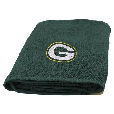 NFL Packers Applique Beach Towel